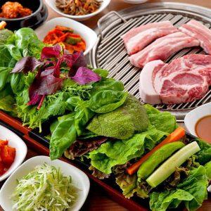 赤坂で野菜が豊富に摂れる韓国料理店【やさい村大地 本店】