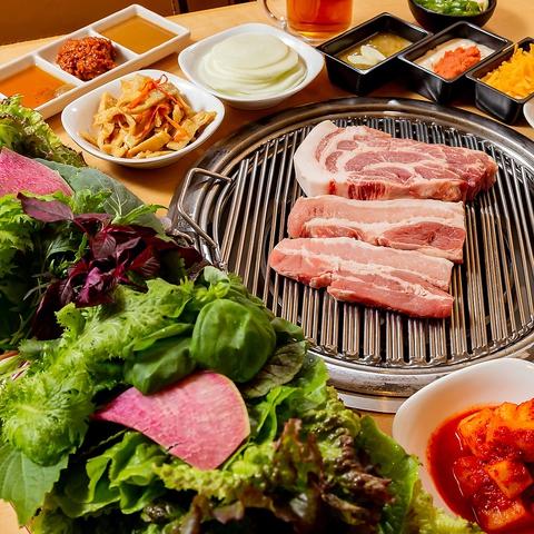 赤坂にあるヘルシーな食べ放題が楽しめる【やさい村大地 赤坂本店】